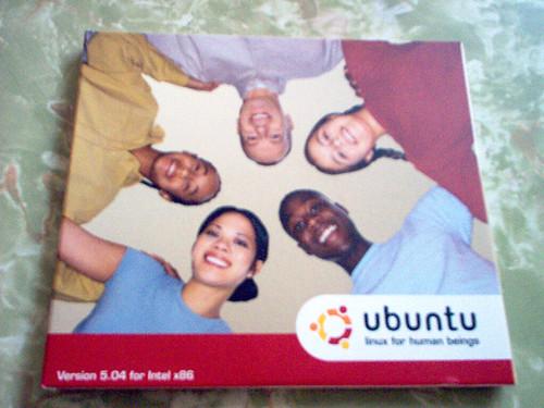 Caixa de l'Ubuntu