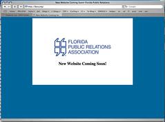 FPRA's New Web Site