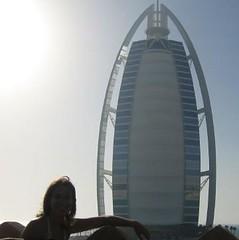 Me and Burj Al Arab
