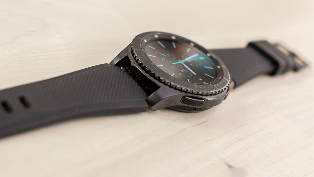 Samsung Gear S3 Frontier review - Review