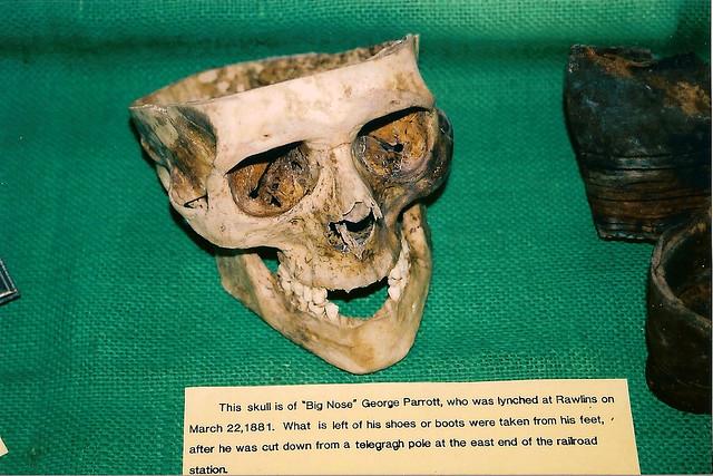 ee1086f881b5e ... Skull of Big Nose George