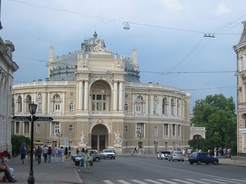 Odessa's opera house | by ToGa Wanderings