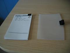 Hipster PDA Pen Holder 4