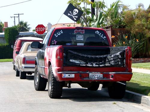 Pirate Milf Truck