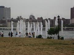 East River Prayer flags?