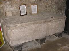 Arch Siwan, Eglwys Biwmares