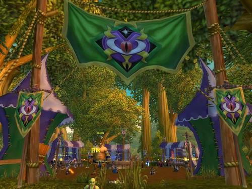 Darkmoon Jahrmarkt im Wald von Elwynn