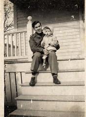 Grandpa in 1948