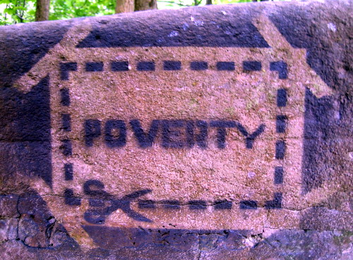 POVERTY   by psd