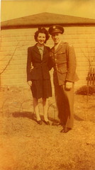 Grandparents circa 1943