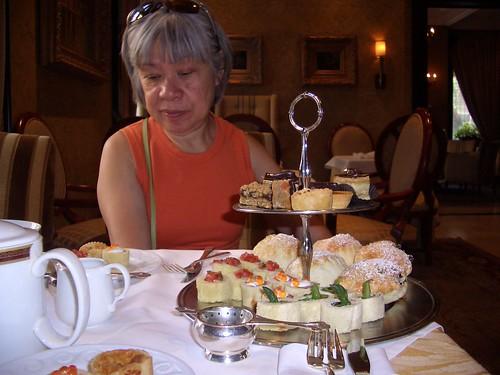 Windsor Arms High Tea
