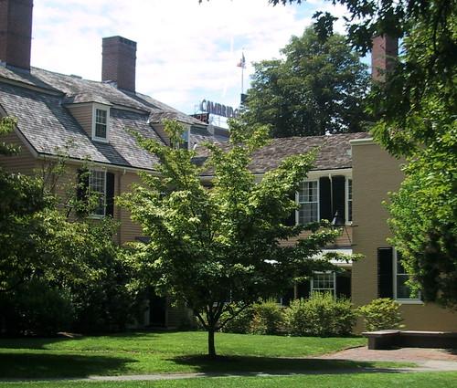 Harvard University camps
