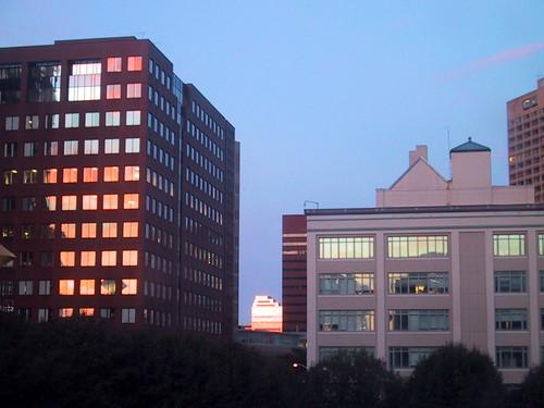 Sunset over Nerdville