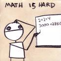 mathishard