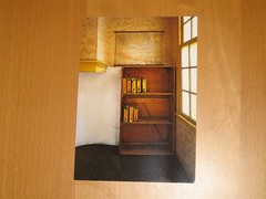 Bookcase, Anne Frank's house | by -- Slavin