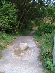 環湖步道入口
