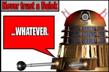 never trust a dalek6