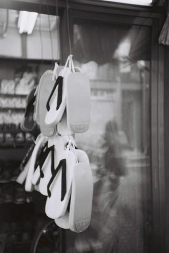 草履屋さん  Japanese  sandals shop