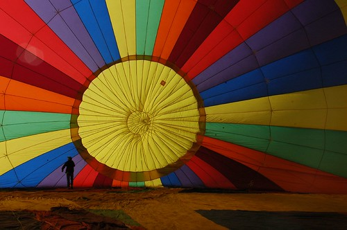 Inside the Balloon | by Rob Lee