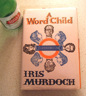 My vintage copy of A Word Child