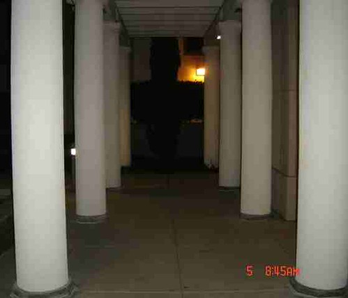 Pillars In Front Of Church   Jackie Joice   Flickr
