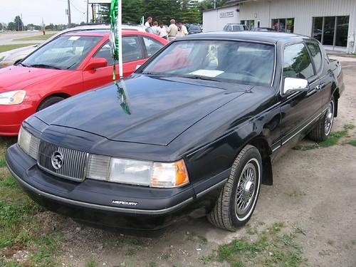 Mercury Cougar '87