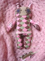 Doll by Rosa Pomar