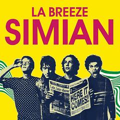 Simian single cover