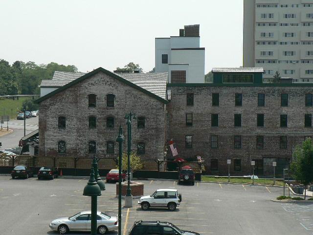 Exterior: Poughkeepsie Railroad Station