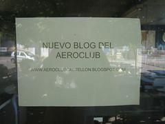 Blogueros aéreos