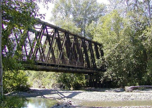Sequim RR Bridge