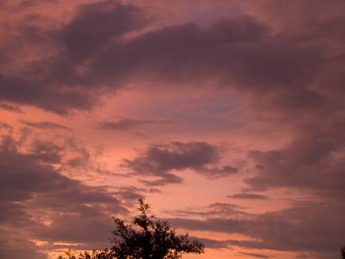 cloud sunset sky odessa fl