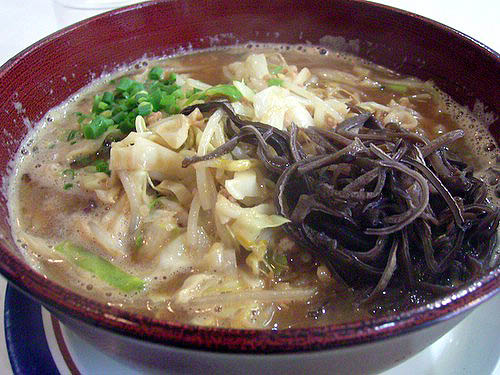 Ramen noodles.