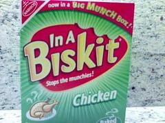 Chicken in a Biskit