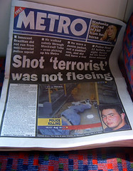 Metro front cover
