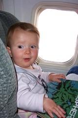 Celeste Aboard UA1190 DEN to BWI