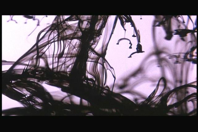 kwaidan: opening credits | screenshot taken from criterion d