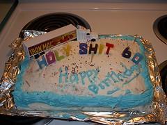 Holy Shit Cake