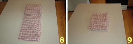 Steps 8 & 9