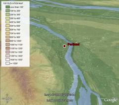 PortlandMaps - GIS data onto Google Earth