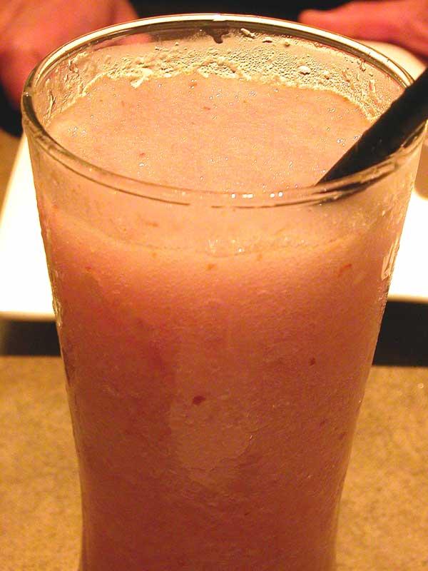 duhat-lychee shake