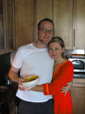 Brad & Anja