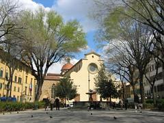 Piazza Santo Spirito, Florence   by ConcordantAngle
