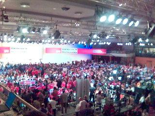 SPD Wahlparteitag