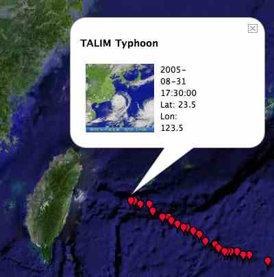 Talim goes Taiwan