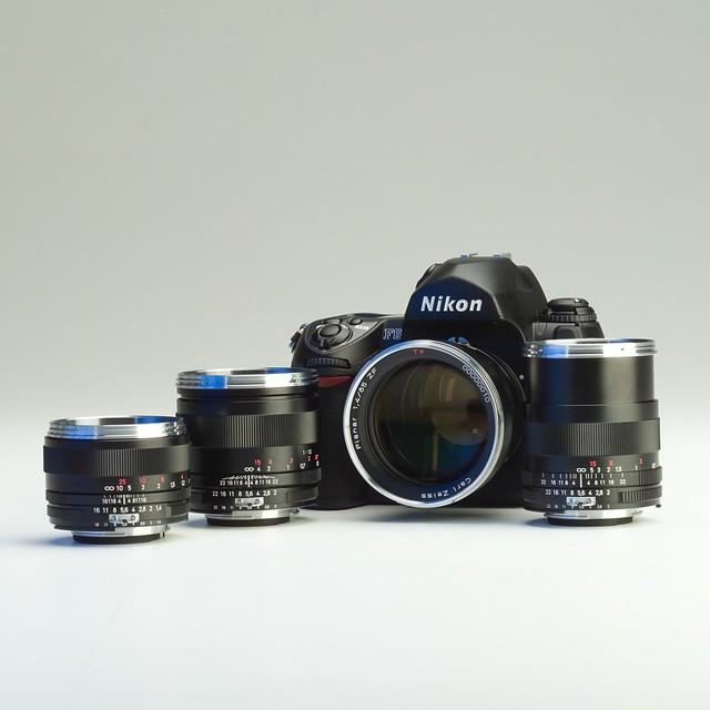 New ZEISS Lenses for Nikon SLR cameras | Blogged here  I cho… | Flickr
