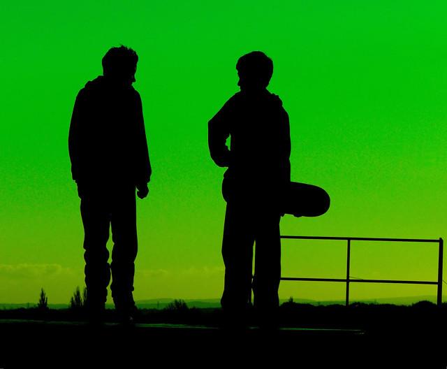 Green Skater Boyz
