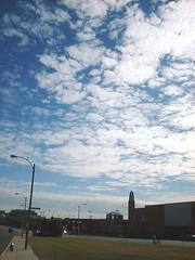 sky and SLU (eastern edge) | by MBK (Marjie)