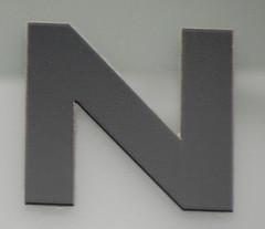 Nn | by Claudecf