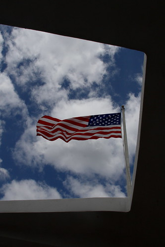 Old Glory   by Frank Peters